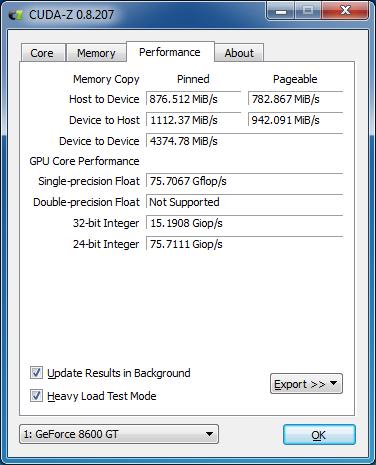 CUDA encoder vs nVidia GTX 750Ti - 10 times slower hardware