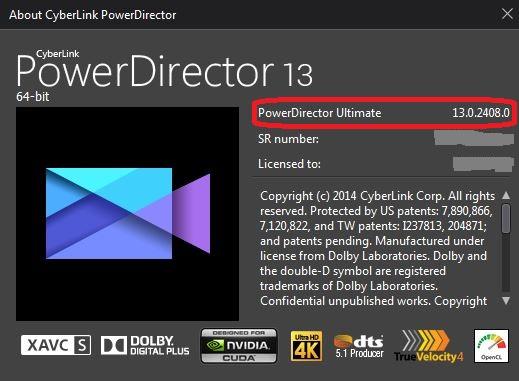 cyberlink powerdirector 14 ultimate keygen