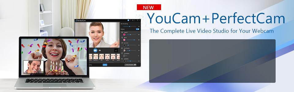 YouCam® 7 - WebCam and Camera App | CyberLink